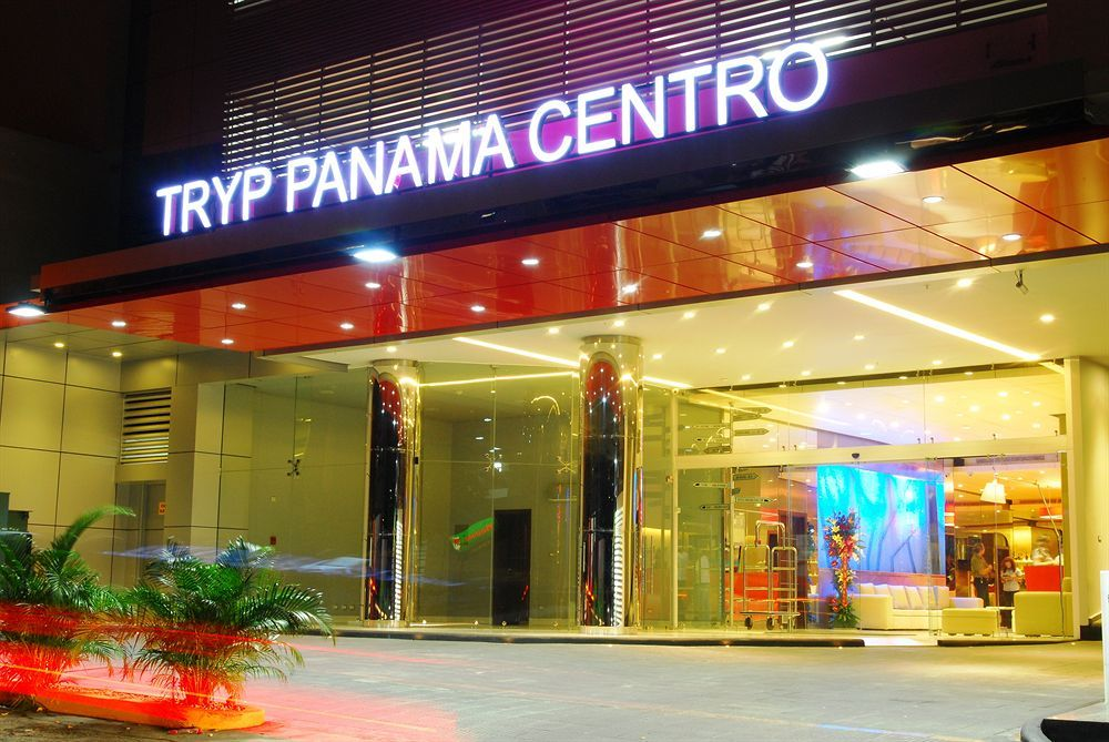 Hotel Tryp by Wyndham Panama Centro Eingang