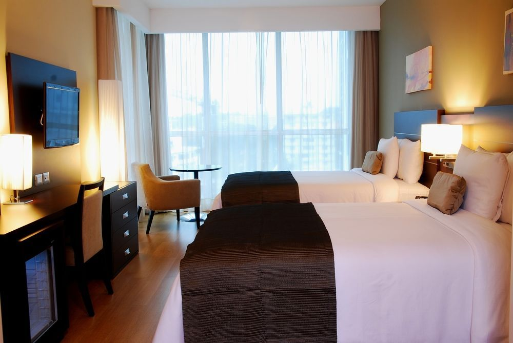 Hotel Tryp by Wyndham Panama Centro Zimmer