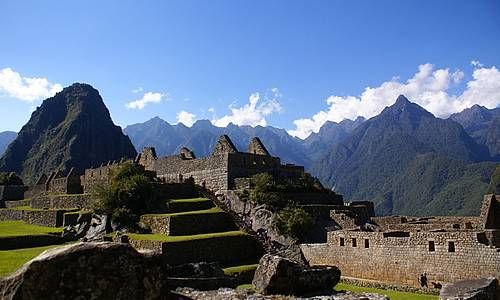 Inka Jungle Adventure zu Machu Picchu