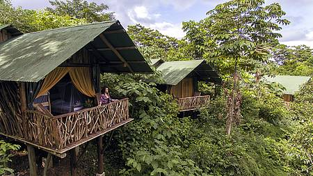Costa Rica – La Tigra Rainforest Lodge